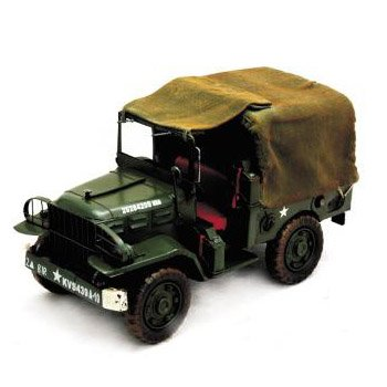 Jeep with canvas top - RWB-4406J (Prices in USD, Free Shipping)