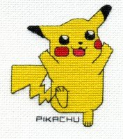 Pokemon Cross Stitch Patterns