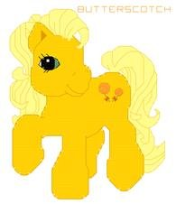 MLP Butterscotch