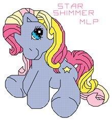 MLP Star Shimmer