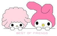 My Melody - Best of Friends