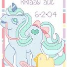 My Little Pony Birth Sampler