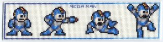 Megaman Bookmark