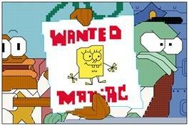 Wanted Maniac