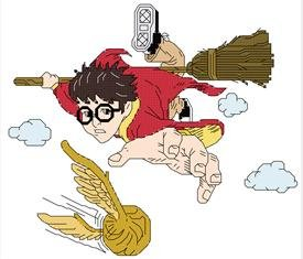 Harry Potter and the Golden Snitch