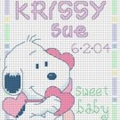 Snoopy birthsampler