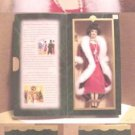 HALLMARK Holiday Voyage Barbie CHRISTMAS DOLL