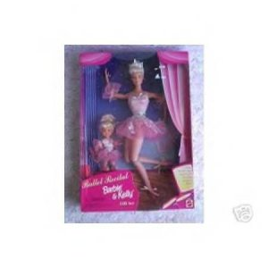 BARBIE & KELLY BALLET RECITAL GIFT SET