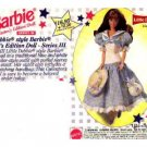 LITTLE DEBBIE DOLL~~SERIES 3