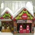 TOMMY'S SERVICE STATION  COCA COLA TOWN SQUARE