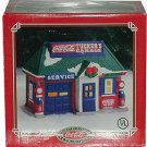 COCA COLA TUCKER'S GARAGE  AMERICAN CLASSICS COLLECTION 1995