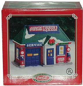 Coca cola tucker 39 s garage american classics collection 1995 for American classics garage