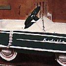 HALLMARK KIDDIE CAR CLASSICS--GARTON DELUXE KIDILLAC