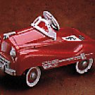 KIDDIE CAR CLASSIC RED CHAMPION HALLMARK LE