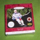 Hallmark ornament Wayne Gretzky New York Ranger  Hockey