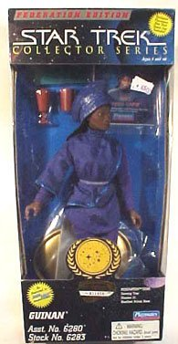 Star Trek Guinan (Woopie Goldberg) STNG 9 INCHES