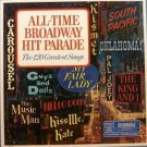 All Time Broadway Hit Parade Album LP Set