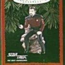 Commander William T. Riker STNG Hallmark Ornaments