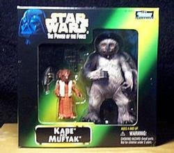 KABE AND MUFTAK HASBRO INTERNET EXCLUSIVE LE