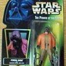 PONDA BABA GREEN CARD STAR WARS FOIL CARD