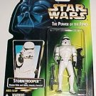 Star Wars SNOWTROOPER green card POTF collection 1