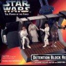 STAR WARS DETENTION BLOCK RESCUE PLAYSET