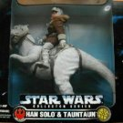 HAN SOLO AND TAUNTAUN~ TARGET EXCLUSIVE NIB