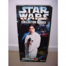 PRINCESS LEIA FIGURE white gown 12 inch