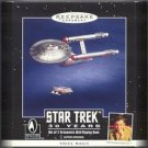 Star Trek Enterprise 30 Years Anniversary Ornanament Hallmark