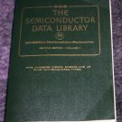 SEMICONDUCTOR DATA LIBRARY MOTOROLA VOL 1-2 & INDEX