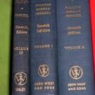 System of Mineralogy by J.D. Dana (1944) 3 volumes