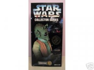 GREEDO~~12~~FLAP BOX~~EXCLUSIVE!! LE, J C PENNY
