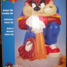 LOONEY TUNES TAZ  BATTER UP CERAMIC COOKIE JAR