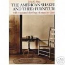American Shakers and Their Furniture by John Shea, LN