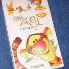 TIGGER, ADVENTURES OF POOH, SPANISH VERSION VHS NIS