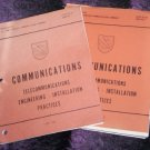 COMMUNICATIONS, ARMY MANUAL, PART 1 & 3, CCTM 105-50