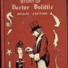 STORY OF DOCTOR DOLITTLE 1943 HC HUGH LOFTING