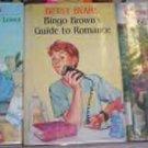 Betsy Byars  BINGO BROWN, GYPSY LOVER,BINGO BROWN'S GUIDE TO ROMANCE,CRACKER JACKSON