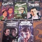 HORROR MOVIE LOT, 5 VHS, CLASSIC COLLECTION, DRACULA!!!