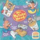 Burger King Mr Potato Head 1st ALL 1998