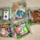 TOONSYLVANIA Burger King 1998 complete set