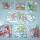 Mcdonalds Peter Pan Happy Meal 1998 full set