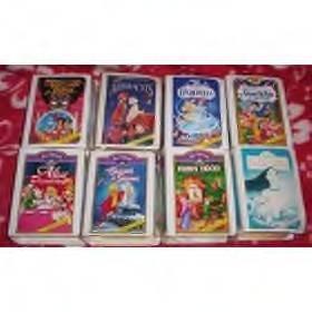 Mcdonalds Happy Meal Walt Disney Masterpiece Collection