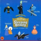SLEEPING BEAUTY, McDonalds - 1997  full set