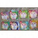 MCDONALDS WINNIE THE POOH 8 CLIP-ONS set  of 8 (A)