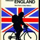 Bicycling through England by Sally Walters (1976)