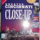 Greater Cincinnati Close-Up  NEW  2002 with photo CD