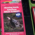 HUNTING NORTH AMERICAN WILD TURKEY  VHS