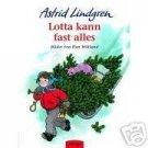 Lotta kann fast alles  Astrid Lindgren, Ilon Wikland