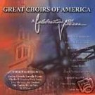 GREAT CHOIRS OF AMERICA  NEW IN WRAP!! RARE  /A